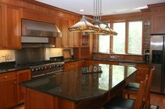 Beautiful Modern Kitchen in the Historic Davis House in Rockville, MD