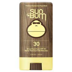 Sun Bum Face Stick, 0.45-Ounce
