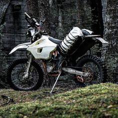 Where I walk, the earth moves and silence is shattered. I am Fenrir. #motorcycle #adventure #enduro #dualsport #dirtbike #adv #travel #photography #KTM #500EXC #Klim #Garmin #Motokeidas #p3protected