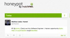 Find jobs on twitter Find A Job, Software, Engineering, Twitter, Technology