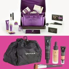 """2017 Younique Presenter's Kit!! Access to the """"Faboulous 4"""" And black Younique bag. Black Bag/Face set available for puchase for new Presenter's ONLY https://www.youniqueproducts.com/LovellyLola"""