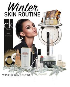 """""""Cold Weather Beauty Routine"""" by ragnh-mjos ❤ liked on Polyvore featuring beauty, Guerlain, Bobbi Brown Cosmetics, Essie, Lancôme, Givenchy, Laura Mercier, W3LL People, Winter and contest"""