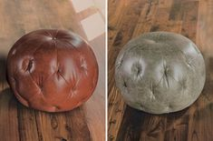 16 Pretty Poufs You Need in Your Home via Brit + Co.