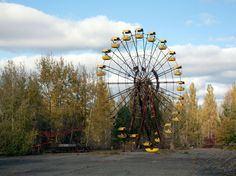 The Most Terrifying Places on Earth - Condé Nast Traveler  Pripyat, Ukraine (2/2)  Pripyat has remained an uninhabited city since the evacuation, although the buildings, furniture, and all other signs of life are exactly where its former citizens left them. Weathered books can be found in classrooms, decaying dolls lie abandoned in cribs, and photographs are still in their original frames. (© Juliet Ferguson / Alamy)