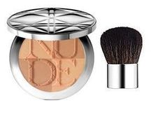 Dior Diorskin Nude Tan Healthy Glow Enhancing Powder in Zenith 003 Kabuki Brush. Natures Finest Pitted Prunes in Juice 825g.