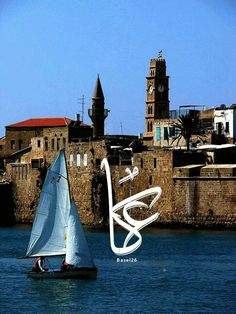 Acre - The old city Eid Mubarak Images, Knights Templar, Holy Land, Old City, Statue Of Liberty, Acre, Egypt, Beautiful Places, Places To Visit