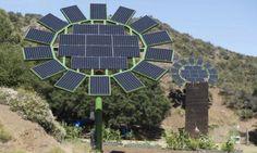 Sustentabilidade Energética Solar Termosolar e Eólica : Plano de James Cameron corrigir Painéis SolaresQua...