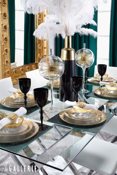 Stylish Home Decor & Chic Furniture At Affordable Prices – Modern Dinning Room Tables, Elegant Dining Room, Dining Room Design, Console Table, Comment Dresser Une Table, Stylish Home Decor, Deco Table, Decoration Table, The Help