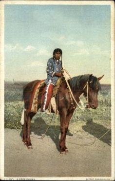 A Cree Indian Postcard Native American Totem, Native American Pictures, Native American Beauty, Indian Pictures, Native American History, American Indians, American Pride, Western Comics, Indian Postcard