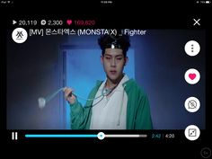 JooHeon being a sassy doctor. #MonstaX #Jooheon #MonstaXComebackMVFighter #VLiveStreaming #MonstaXClanPt.2Guilty