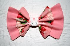 Ichigo Bunny Bow    http://sincerelymaeko.storenvy.com