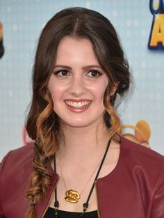 Actress Laura Marano arrives to the 2013 Radio Disney Music Awards at Nokia Theatre L.A. Live on April 27, 2013 in Los Angeles, California.