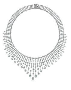 Bejeweled Radiance Necklace Ne4000899 1