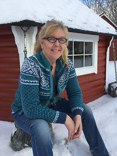 Ravelry: Britts Drømmekofte pattern by Anne Kjerstin Heggdal