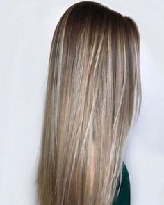 + Ideas for Brown Hair With Blonde Highlights or Balayage - Couleur Cheveux 02 Sandy Blonde Hair, Brown Blonde Hair, Brown Hair With Highlights, Light Brown Hair, Sandy Brown Hair, Highlights Diy, Brunette With Blonde Highlights, Beige Hair, Brown Curls
