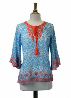 Ivy Jane tunic coming in May to cocobella boutique! www.shopcocobella.com