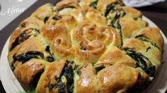 Herzhafter Spinatkuchen-Osterrezept-Meinerezepte - YouTube