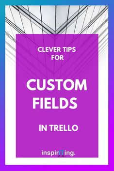 A selection of fine Trello hacks used in conjunction with custom fields in Trello boards. Business Tips, Online Business, Social Entrepreneurship, Time Saving, Use Case, Best Blogs, Enabling, Time Management, Productivity