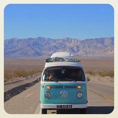 Liked on InstaGram: I am missing adventure... . #latergram #lesaventuresdenestor #follownestor #ontheroad #deathvalley #roadtripusa #follownestor #usa #westfalia #combi #vw #adventure #roadtripper