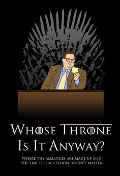 Game of Thrones and Whose Line Is It Anyway Mashup