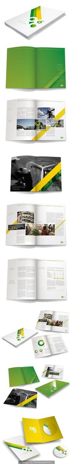 BP - annual report 2008 by Rui Granjo