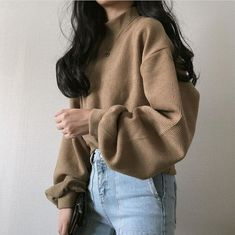 korean fashion aesthetic outfits soft kfashion ulzzang girl 얼짱 casual clothes grunge minimalistic cute kawaii comfy formal everyday street spring summer autumn winter g e o r g i a n a : c l o t h e s Source by casual outfits Ulzzang Girl Fashion, Style Ulzzang, Kfashion Ulzzang, Korean Girl Fashion, Korean Street Fashion, Asian Fashion, Look Fashion, Fashion Outfits, Korean Fashion Casual