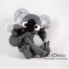 Kleo and Kloe the Koalas