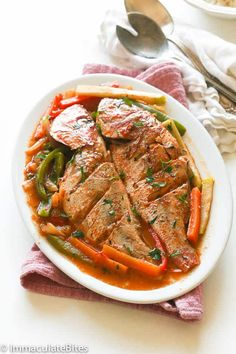 Jamaican Cuisine, Jamaican Dishes, Jamaican Recipes, Jamaican Steam Fish Recipe, Fish Recipes, Seafood Recipes, Indian Food Recipes, Cooking Recipes, Healthy Recipes
