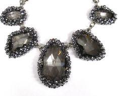 Jessica Bara Chunky Stone Necklace