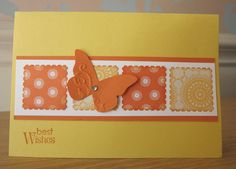 Postage Stamp Punch, Stampin' Up!