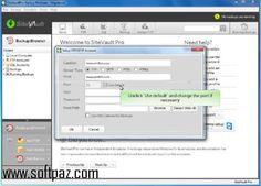 Getting SiteVault - MySQL Backup Software setup was never this easy! Download SiteVault - MySQL Backup Software installer from Softpaz - https://www.softpaz.com/software/download-sitevault-mysql-backup-software-windows-58230.htm and enjoy high speed downloading from our free servers!