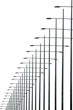 Light Poles by Giorgio Karayiannis: