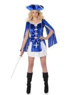 Damen Karneval Fasching Verkleidung K Venezianische Edeldame Barock Kostüm NEU