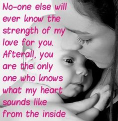 The Strength Of My Love