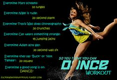 So You Think You Can Dance | 43 Workouts That Allow You To Watch An Ungodly Amount Of Television