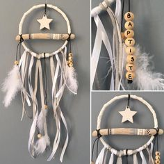 ⭐️attrape-rêve pour Baptiste ⭐️ un grand garçon cette fois ... #attrapereve #dreamcatcher #baptiste #boy #stars #indien #indian #cadeauenfant #deco #decochambreenfant #madeinfrance #madeincorsica #homemade Dream Catcher Nursery, Baby Deco, Large Dream Catcher, Sun Catcher, Cool Diy, Shabby Chic, Arts And Crafts, Blog, Crafty