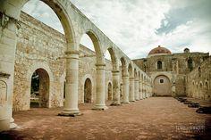 Ex-Convento Dominico en Cuilapam de Guerrero, Oaxaca