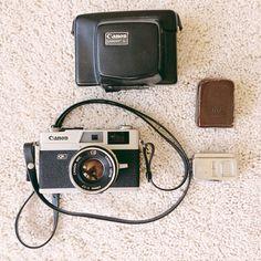 Canon Camera / photo by Ben Christensen