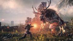 حوالي 16 ألف حركة تم تصميمها للعبة The Witcher 3