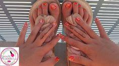 Concours de Nail Art : réalisation de mooglie0683