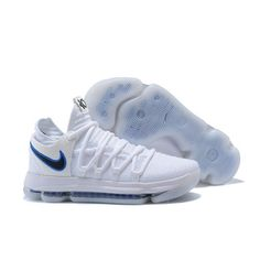newest 13e79 8634f New Nike Zoom KD 10 EP Basketball Shoes White Kevin Durant, Nike Zoom, Your