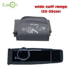 Blood pressure cuff Medium 22-32CM adult arm single-tube sphygmomanometer arm cuff nylon oxford patient monitor nibp BP cuff