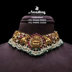 😍 ❤️ Gold Lakshmi Kundan Necklace from Amarsons Pearls and Jewels ❤️ @amarsonsjewellery⠀⠀⠀⠀⠀⠀⠀⠀⠀⠀⠀⠀⠀⠀⠀⠀⠀⠀⠀⠀⠀⠀⠀⠀⠀⠀⠀⠀⠀⠀⠀⠀⠀⠀⠀⠀.⠀⠀⠀⠀⠀⠀⠀⠀⠀⠀ Comment below 👇 to know price⠀⠀⠀⠀⠀⠀⠀⠀⠀⠀⠀⠀⠀⠀⠀⠀⠀⠀⠀⠀⠀⠀⠀.⠀⠀⠀⠀⠀⠀⠀⠀⠀⠀⠀⠀⠀⠀⠀ Follow 👉: @amarsonsjewellery⠀⠀⠀⠀⠀⠀⠀⠀⠀⠀⠀⠀⠀⠀⠀⠀⠀⠀⠀⠀⠀⠀⠀⠀⠀⠀⠀⠀⠀⠀⠀⠀⠀⠀⠀⠀⠀⠀⠀⠀⠀⠀⠀⠀⠀⠀⠀⠀⠀⠀⠀⠀⠀⠀⠀⠀⠀⠀⠀⠀⠀⠀⠀⠀⠀⠀⠀⠀⠀⠀⠀⠀⠀⠀⠀⠀ For More Info DM @amarsonsjewellery OR 📲Whatsapp on : +91-9966000001 +91-9989021026.⠀⠀⠀⠀⠀⠀⠀⠀⠀⠀⠀⠀⠀⠀⠀.⠀⠀⠀⠀⠀⠀⠀⠀⠀⠀⠀⠀⠀⠀⠀⠀⠀⠀⠀⠀⠀⠀⠀⠀⠀⠀ ✈️ Door step Delivery Available Across the World… Gold Temple Jewellery, Bead Jewellery, Gold Jewelry, Necklace Designs, Chokers, Jewels, Photo And Video, Beautiful, Instagram