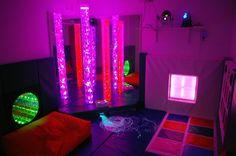 New Light Sensory Room