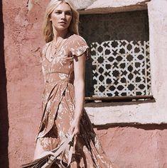 Gypsy Style, Boho Gypsy, Hippie Style, Bohemian Style, Hippie Boho, Boho Chic, Floral Chiffon, Festival Fashion, Flower Prints