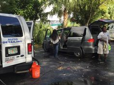 Our Management team rewarded Rand employees with a free car wash! #ReasonstoWorkforRand