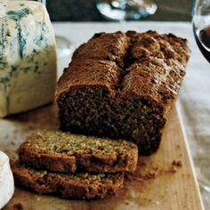 """Irish Brown Bread Recipe on Food & Wine Even though this bread is dense, hearty and complex-tasting, it requires no yeast and therefore no rising time. Cathal Armstrong says he likes it best """"fresh from the oven and with lots of Kerrygold butter. Irish Recipes, Wine Recipes, Bread Recipes, Cooking Recipes, Easy Recipes, Scottish Recipes, Recipes Dinner, Grilling Recipes, Healthy Recipes"""