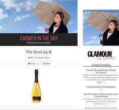 La web Carmen in the Sky recomienda Vin Doré 24K