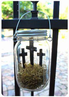 Christian Easter Decor