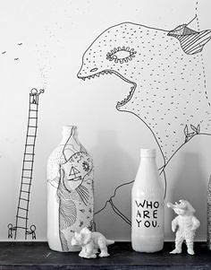 who are you - shantell martin